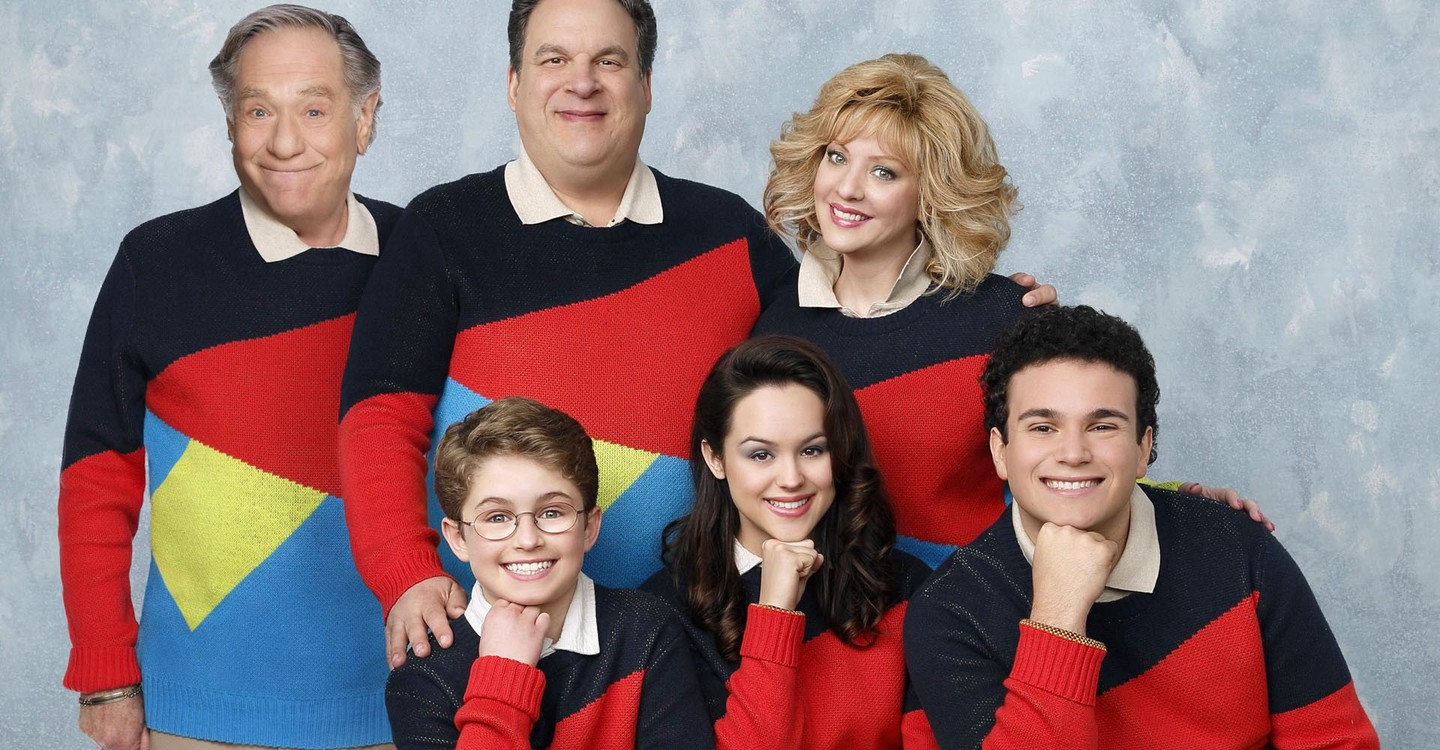 The Goldbergs backdrop 1