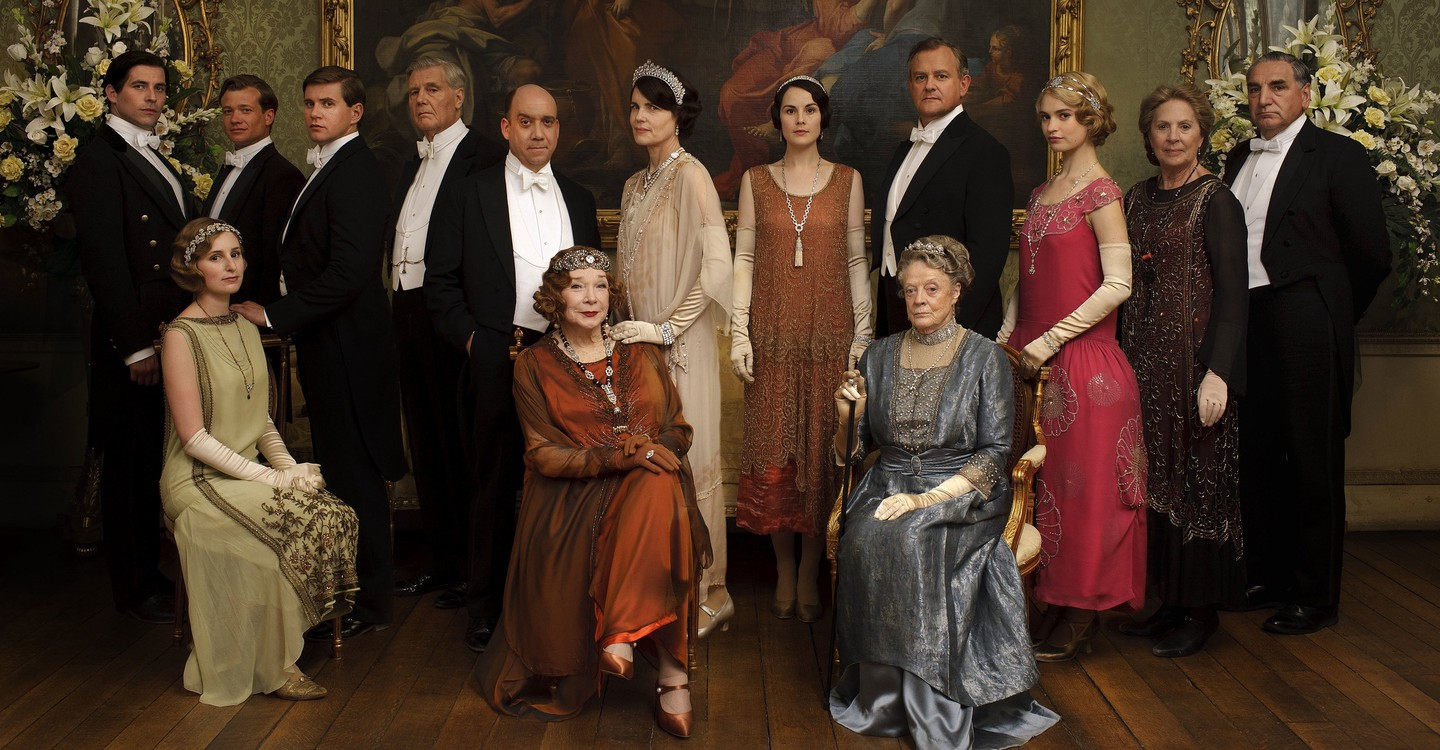 Downton Abbey Season 2 - watch episodes streaming online