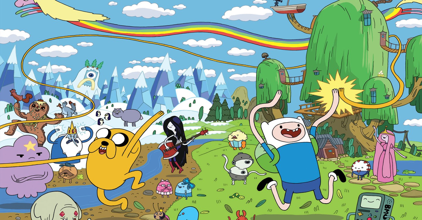 Adventure Time - streaming tv show online
