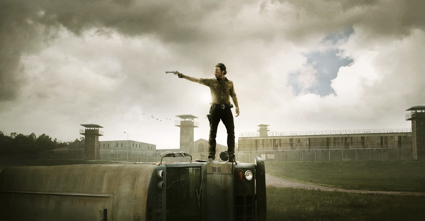 The Walking Dead backdrop 1