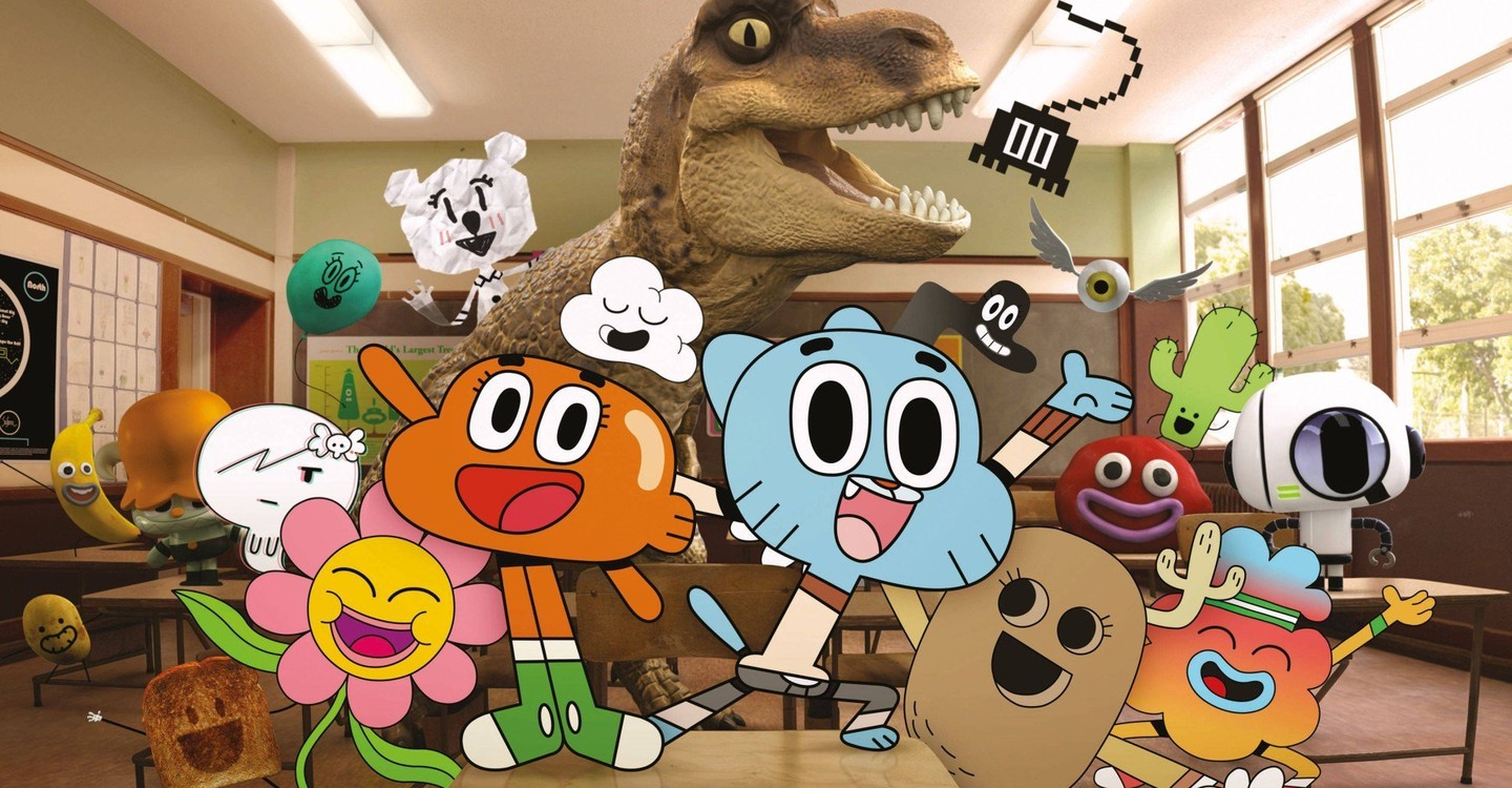watch the amazing world of gumball online free