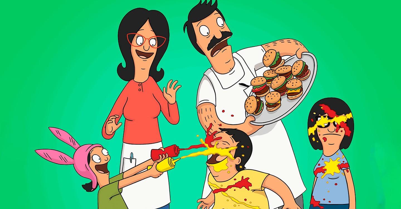 Bob's Burgers backdrop 1