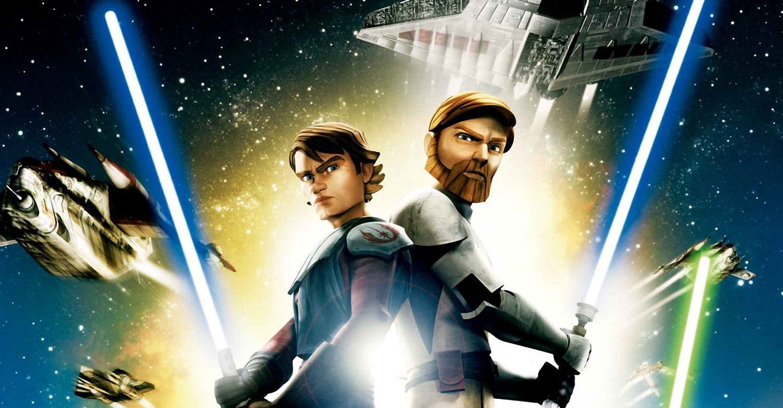 Star Wars: The Clone Wars backdrop 1