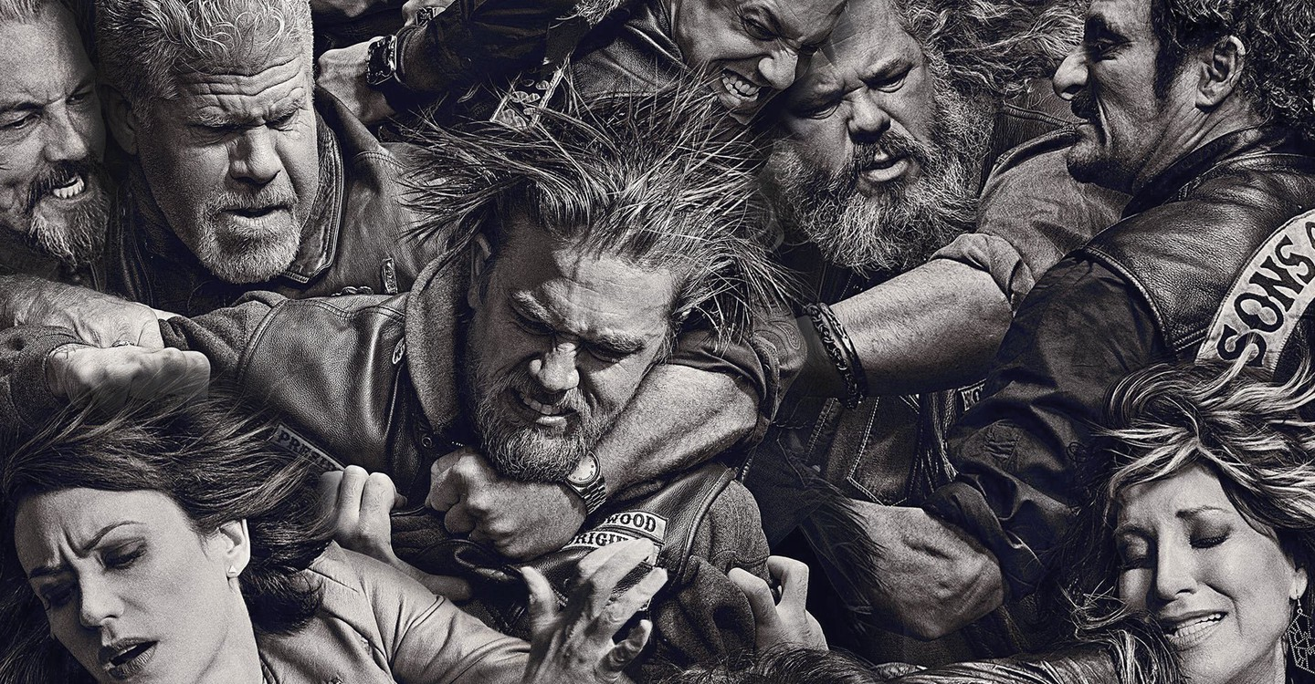 Sons of Anarchy - streaming tv series online
