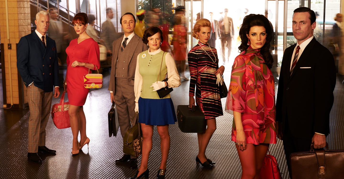 SÉRIES IN TORRENT MAD MEN: 1ª 2ª 3ª 4ª 5ª e 6ª Temporada Completas ...
