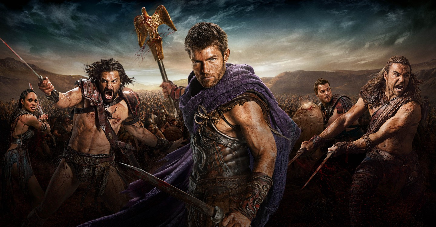 Spartacus blood and sand watch online