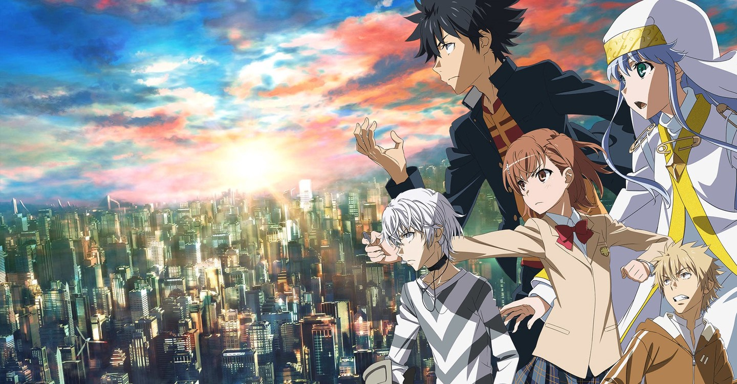 A Certain Magical Index Season 3 - episodes streaming online