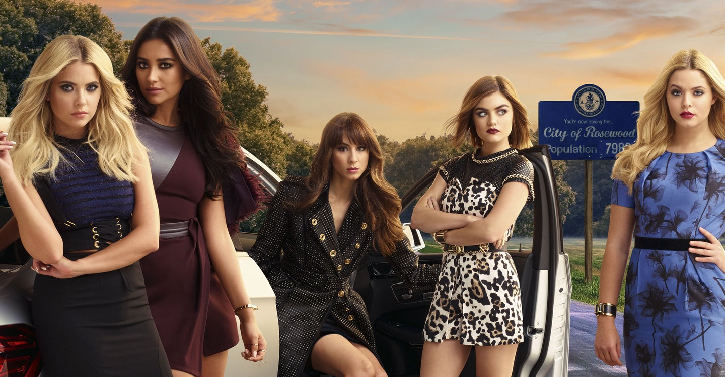Serien Stream Pretty Little Liars Staffel 4