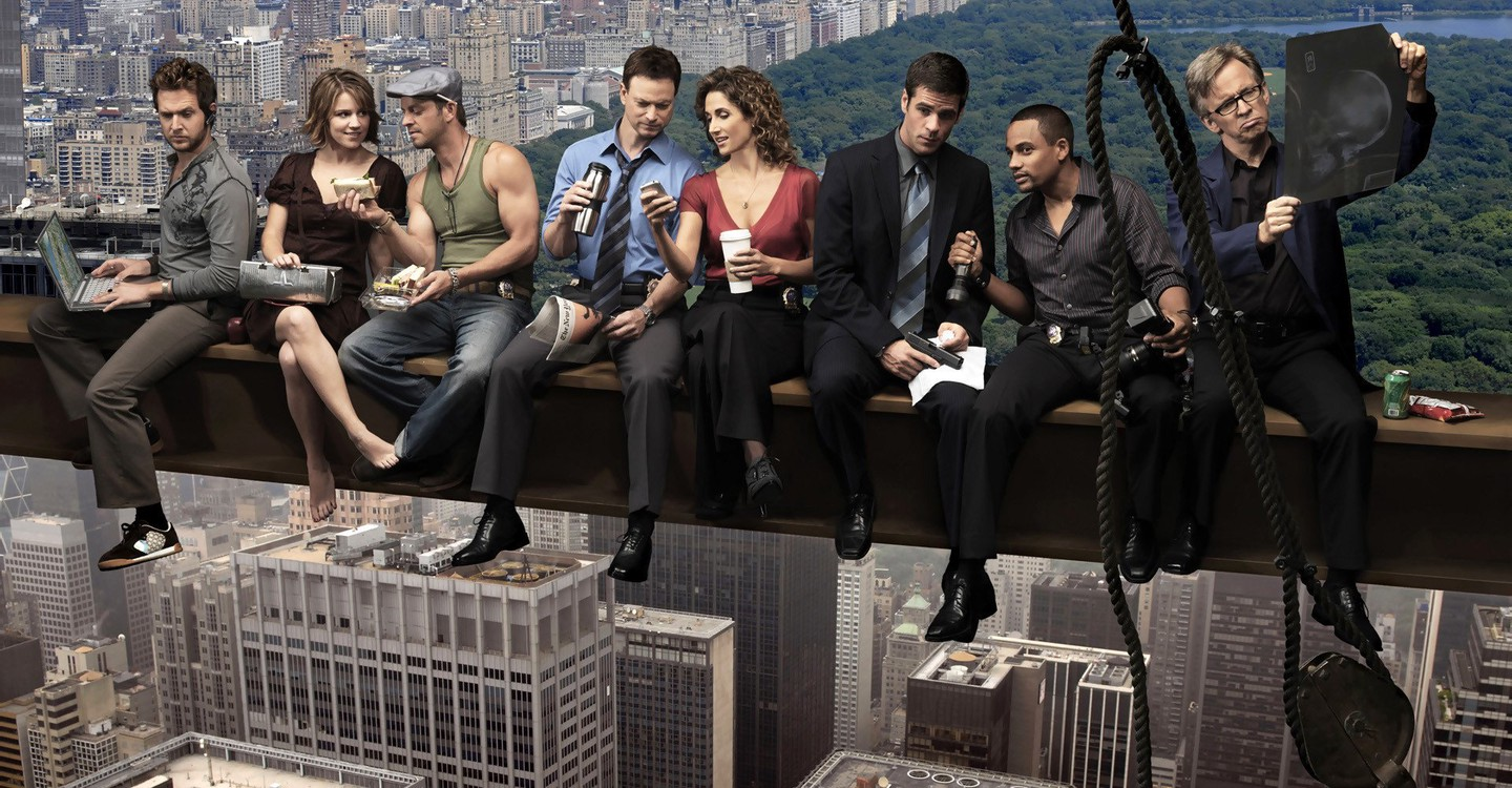 CSI: NY backdrop 1