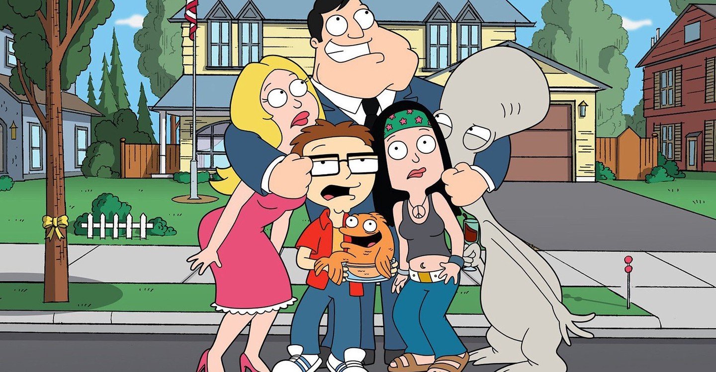 American Dad! backdrop 1