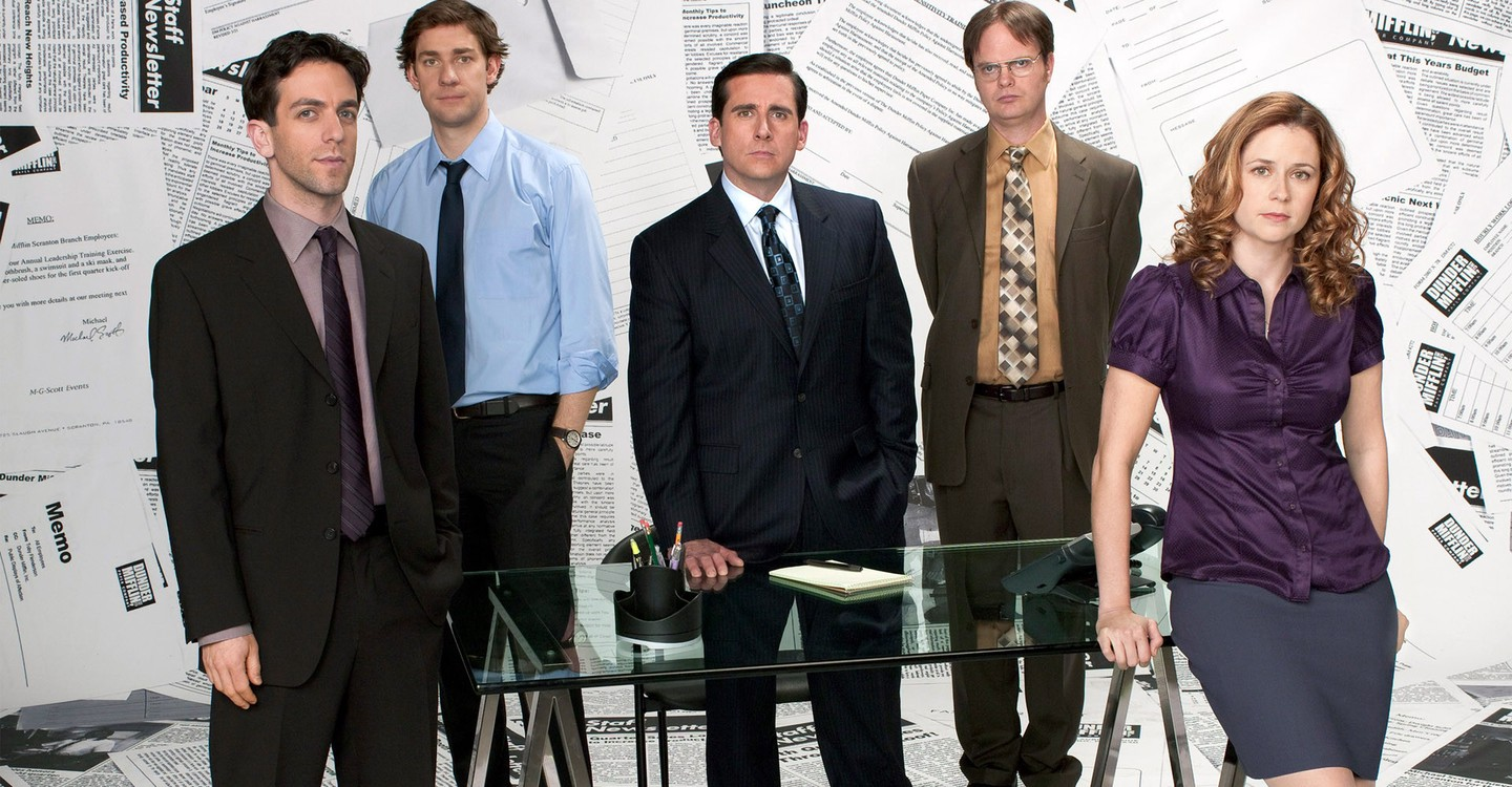 The Office backdrop 1