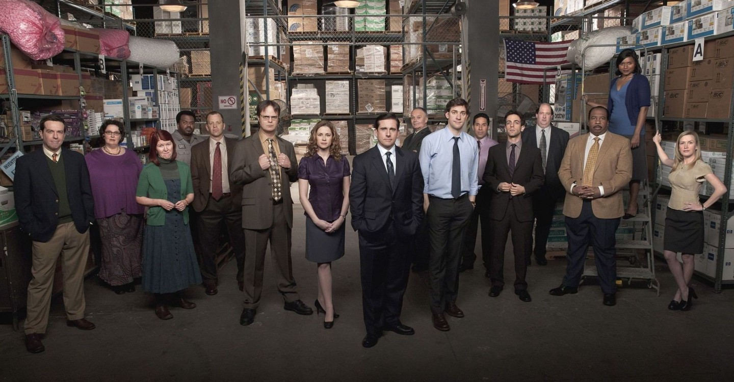The Office (US) backdrop 1