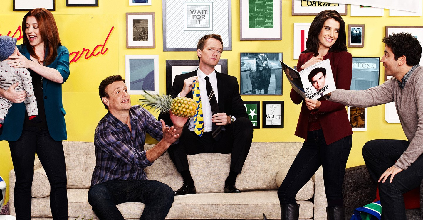 How I Met Your Mother backdrop 1