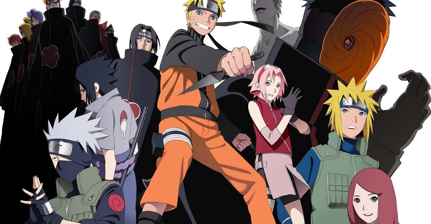 Naruto Shippuden backdrop 1