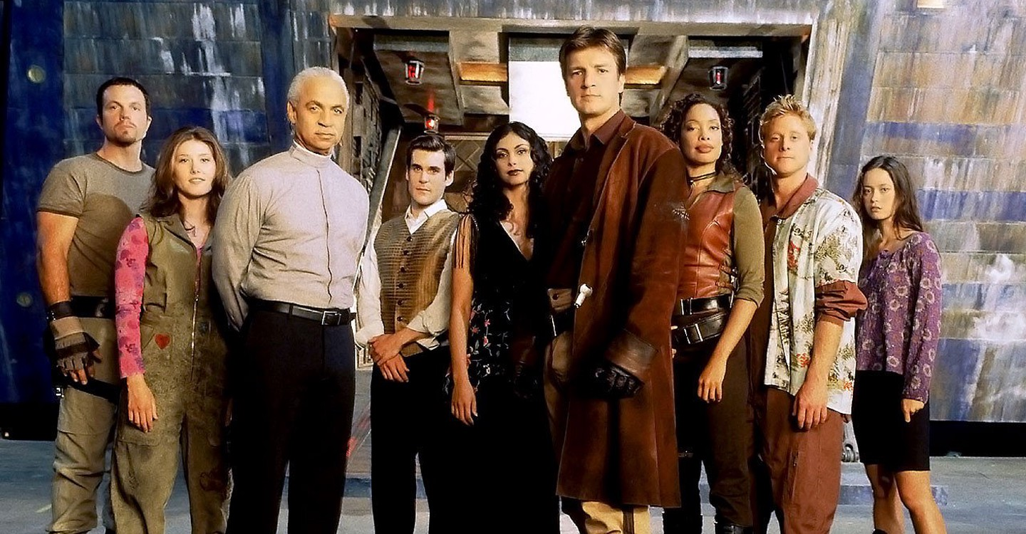 Firefly - watch tv show streaming online