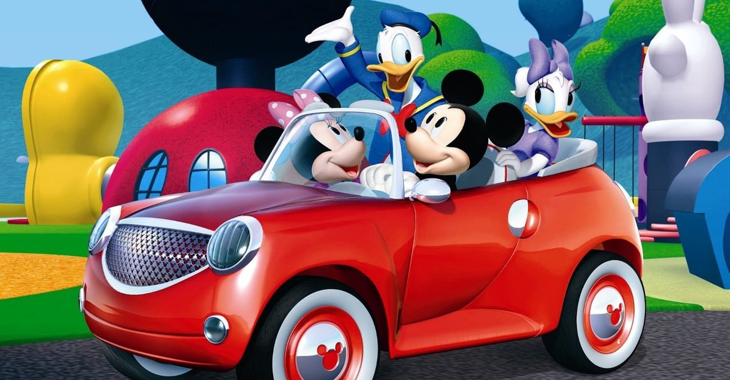 Mickey Mouse Clubhouse - streaming tv series online