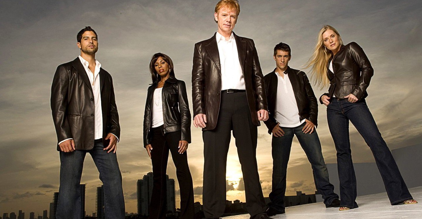 CSI: Miami backdrop 1