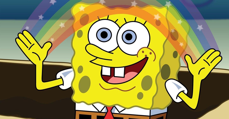 SpongeBob SquarePants backdrop 1
