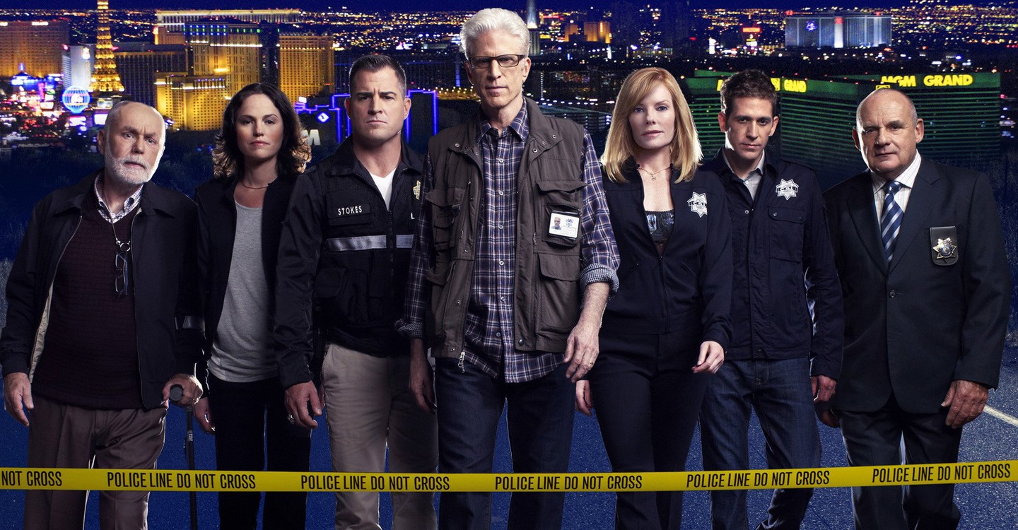 CSI: Las Vegas backdrop 1