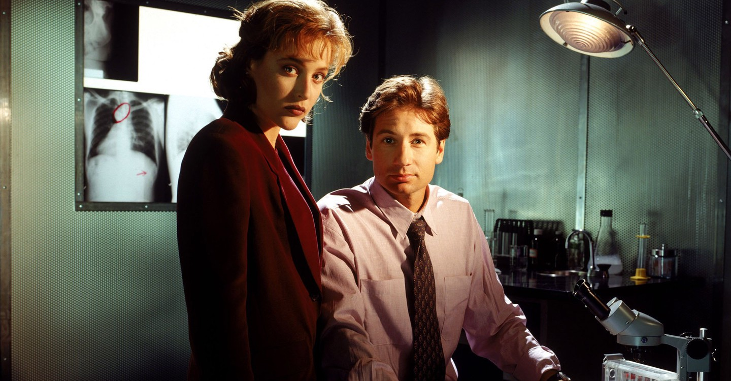 The X-Files backdrop 1