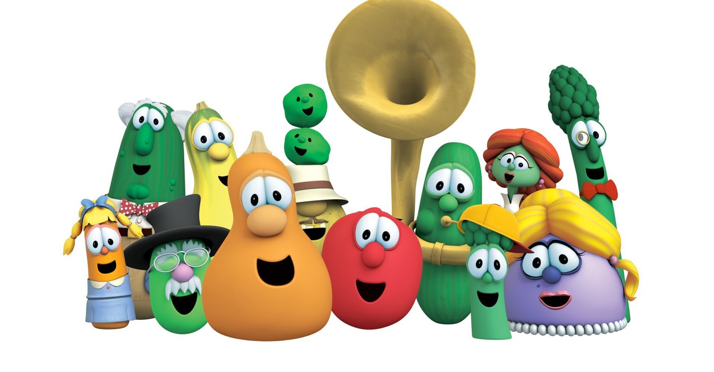 Veggietales Watch Tv Show Streaming Online