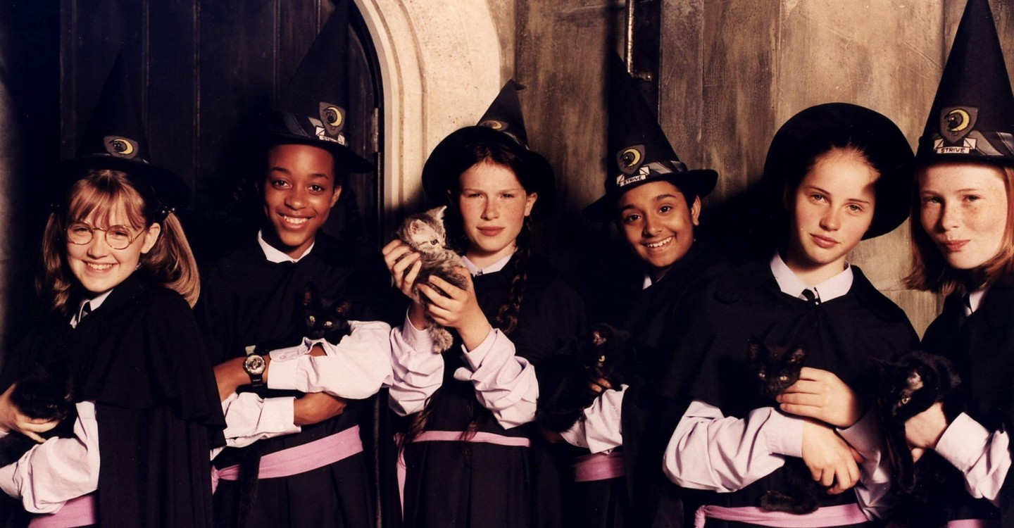 The Worst Witch backdrop 1