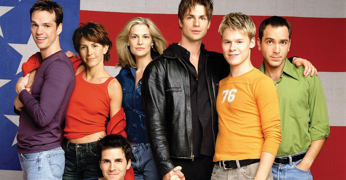 Queer As Folk backdrop 1