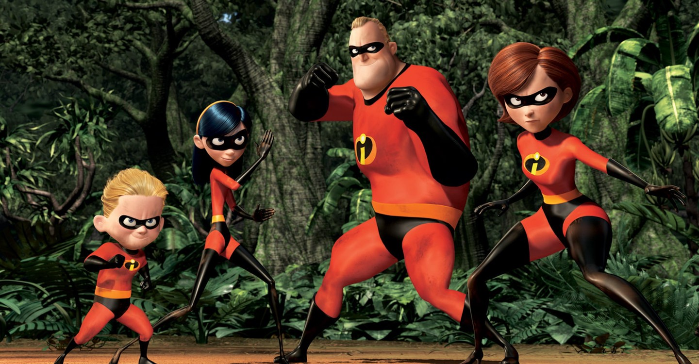 The Incredibles backdrop 1