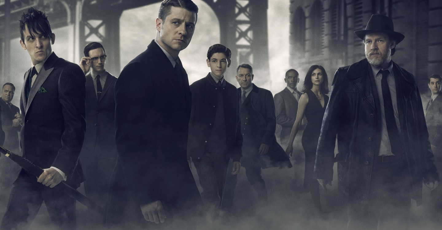 watch gotham season 5 online free