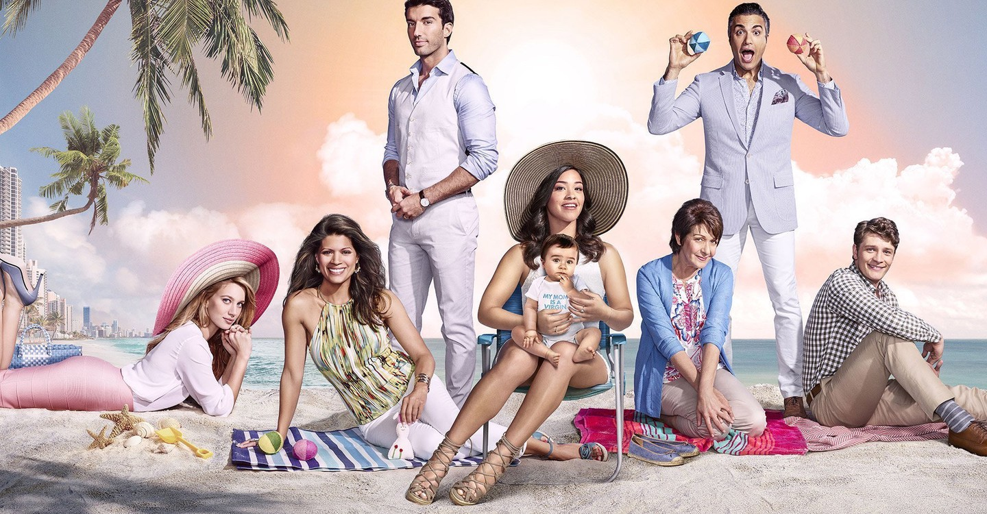 Jane the Virgin backdrop 1