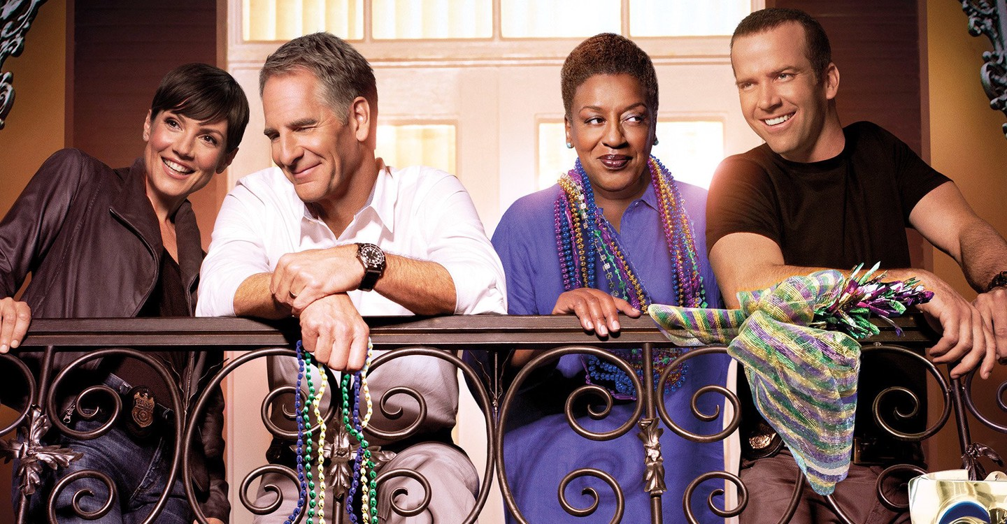 NCIS: New Orleans backdrop 1