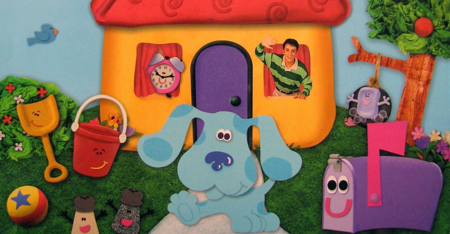 Blue\'s Clues Season 3 - watch full episodes streaming online