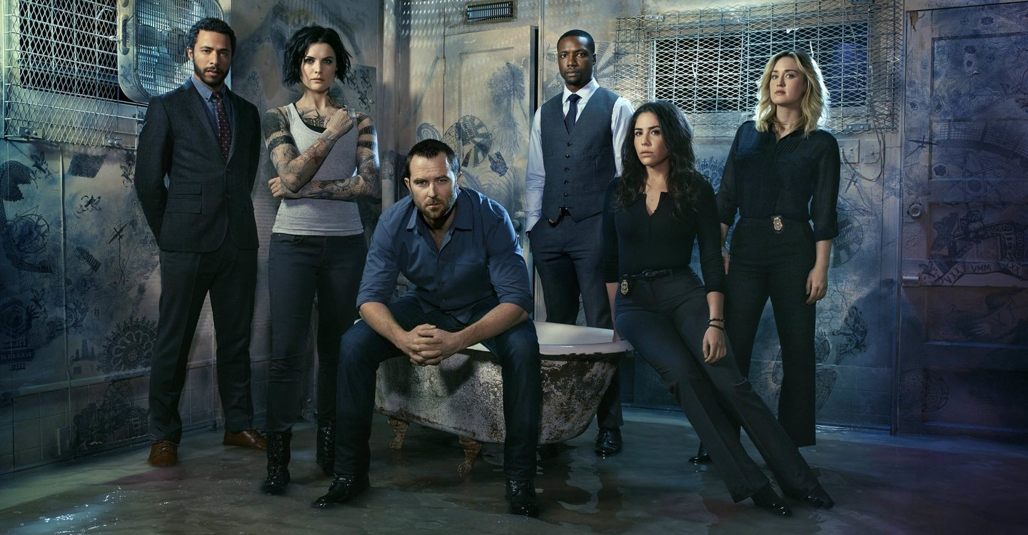 serie tv blindspot