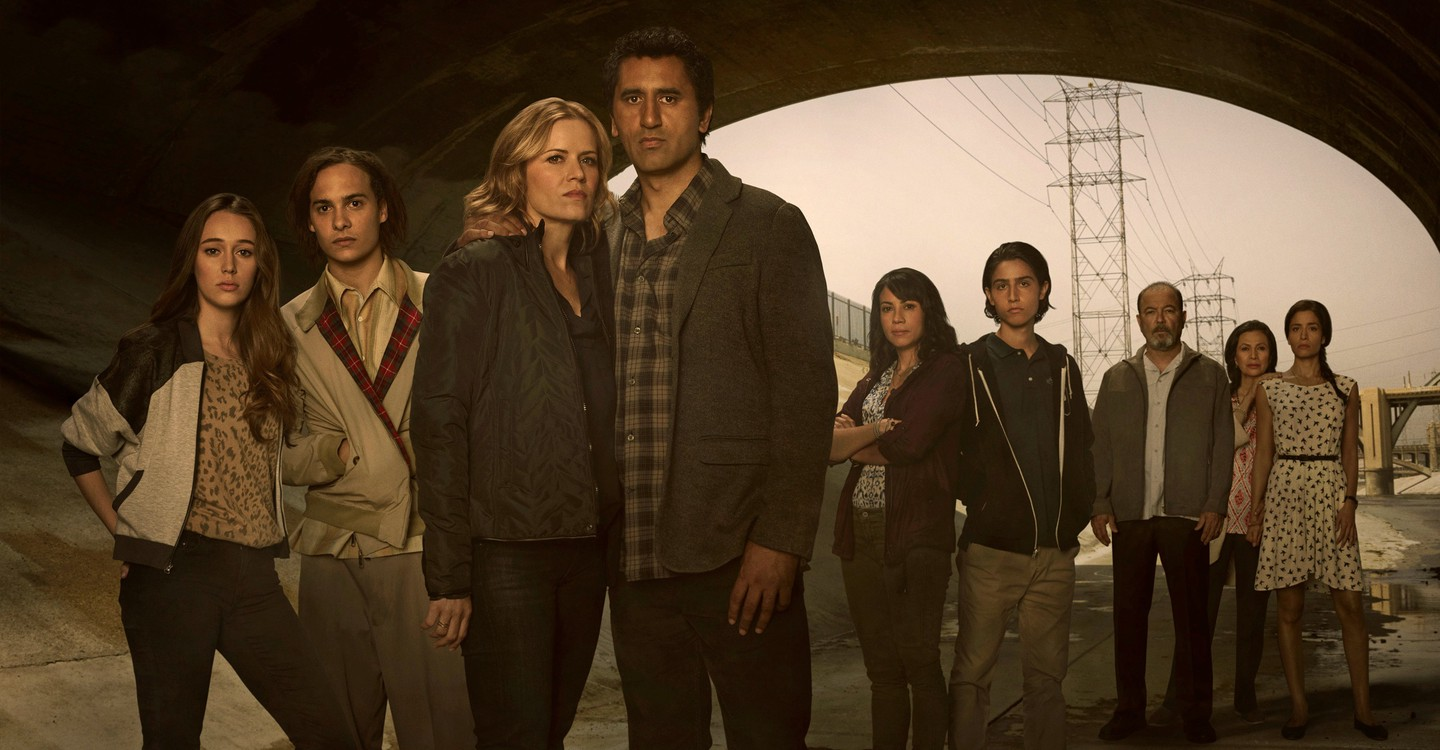 Fear the Walking Dead backdrop 1