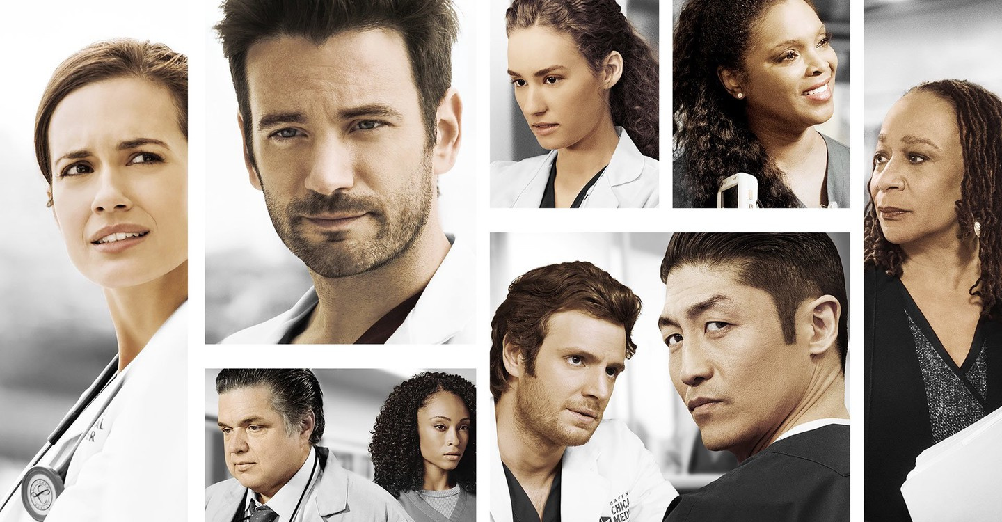 Chicago Med backdrop 1