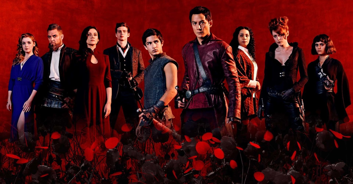 Into the Badlands backdrop 1
