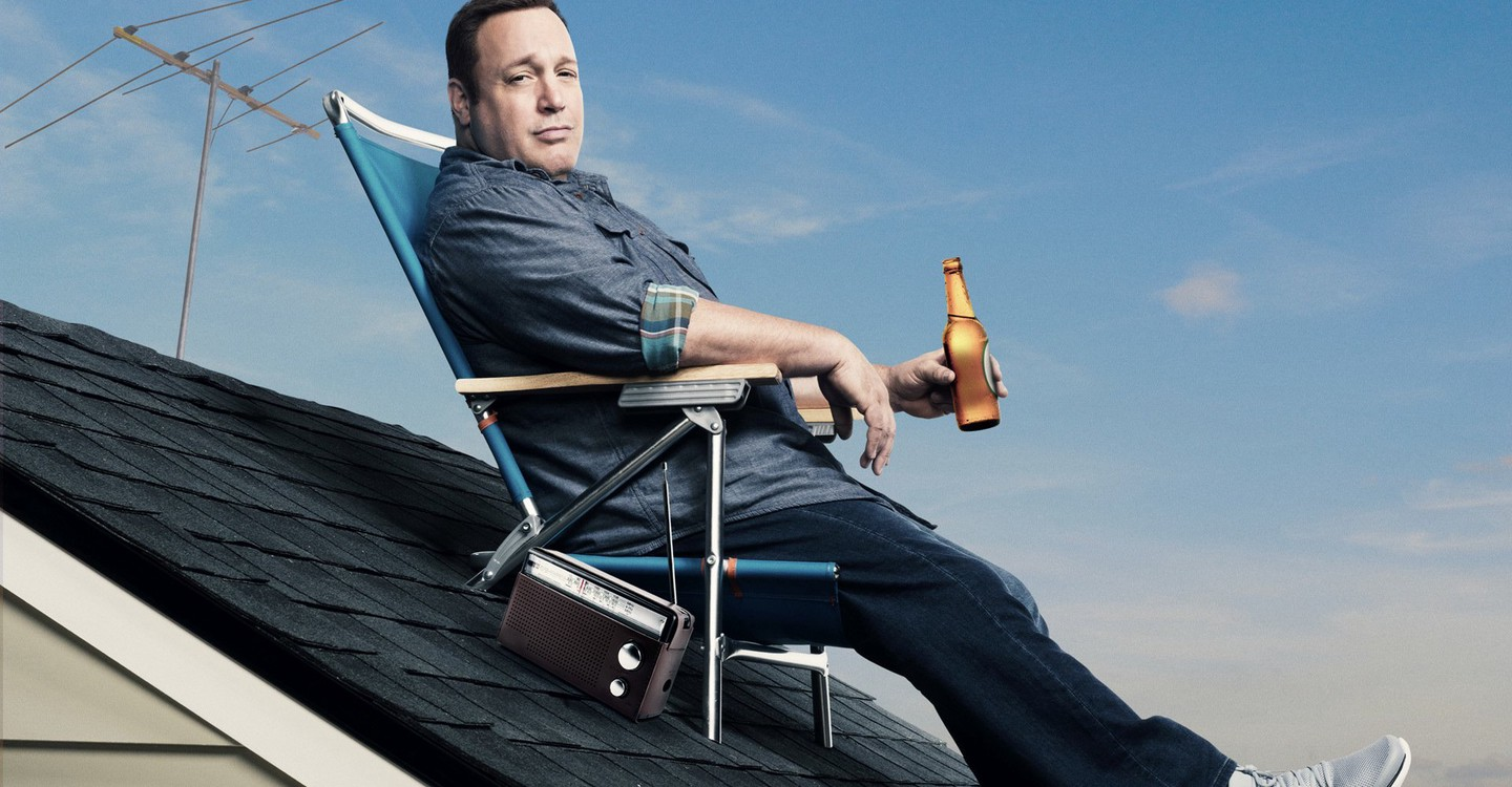 Kevin Can Wait backdrop 1