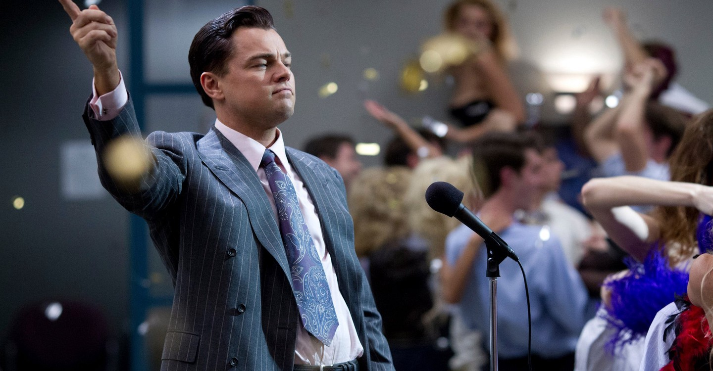The Wolf of Wall Street backdrop 1