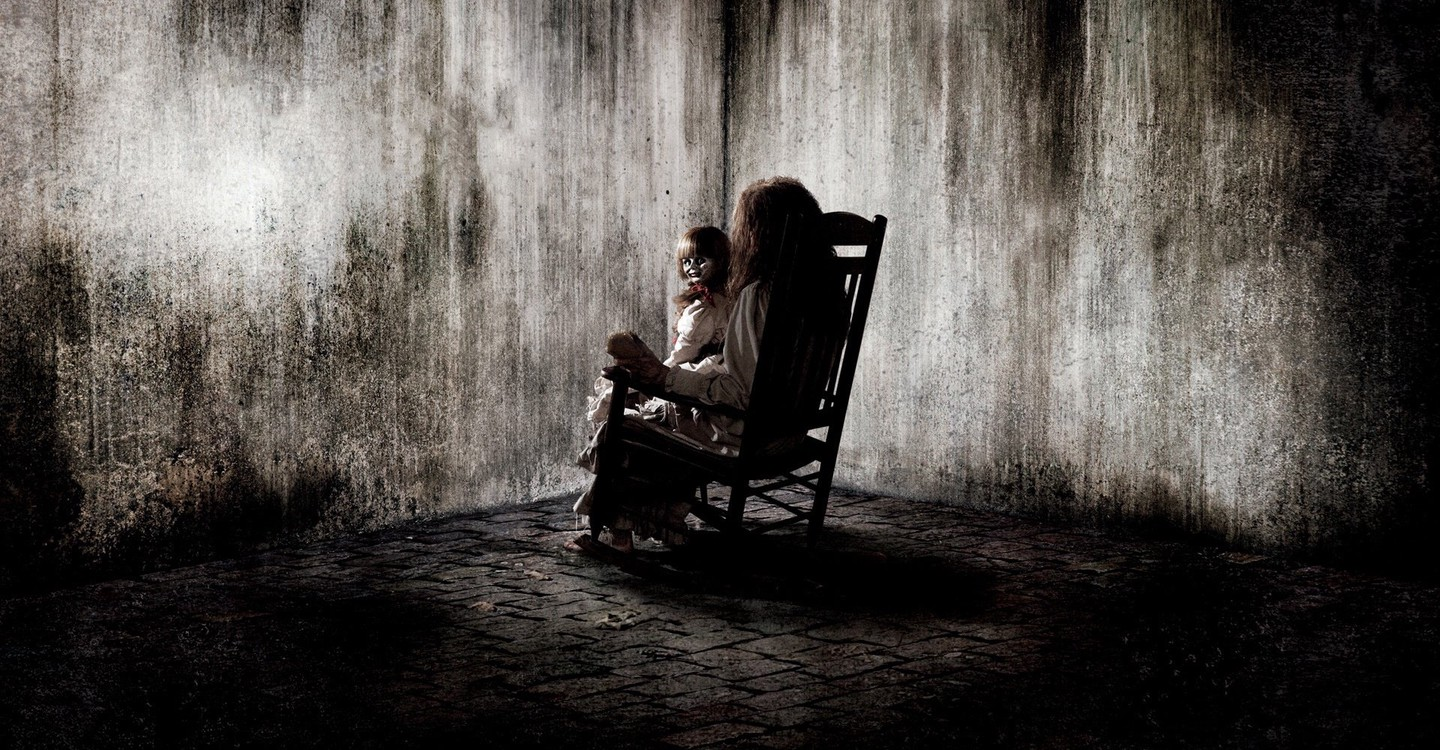 The Conjuring backdrop 1