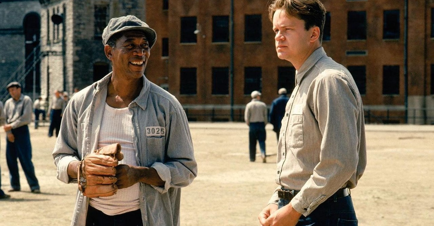 The Shawshank Redemption backdrop 1