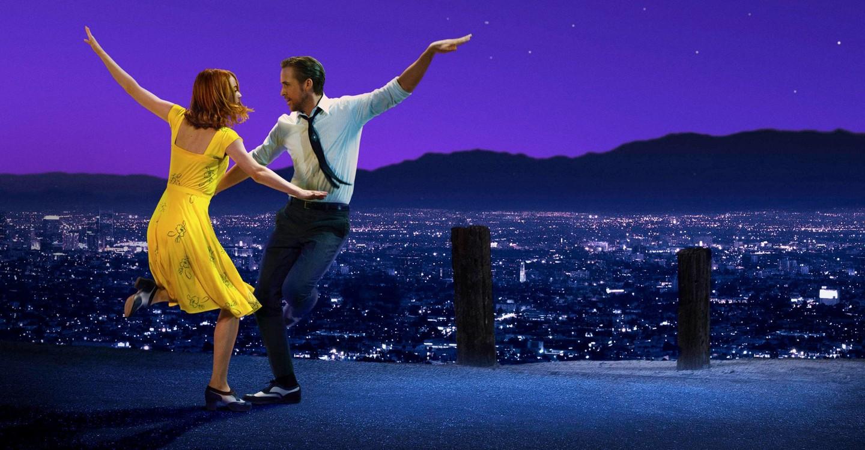 La La Land backdrop 1