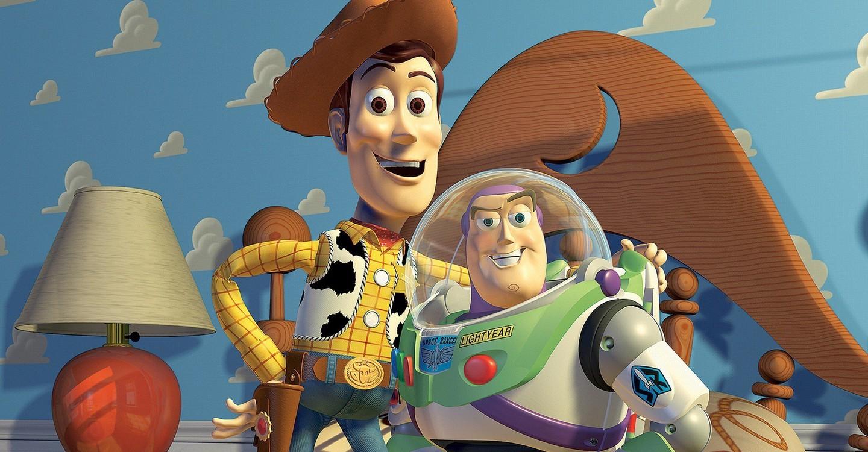 Toy Story backdrop 1