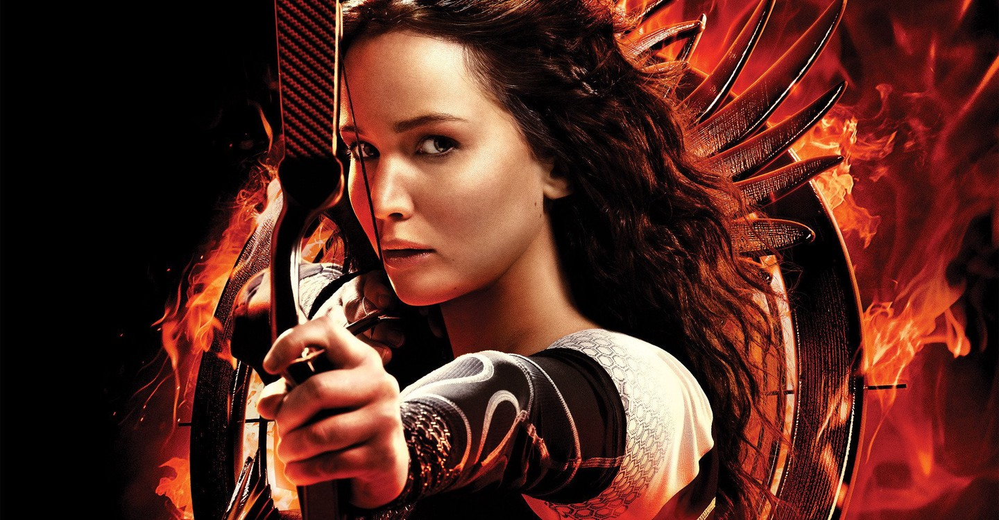 The Hunger Games: Catching Fire backdrop 1