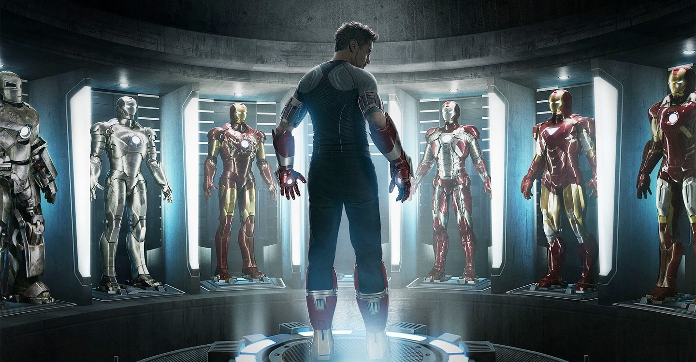 Homem de Ferro 3 backdrop 1