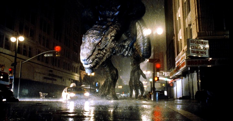 Godzilla backdrop 1
