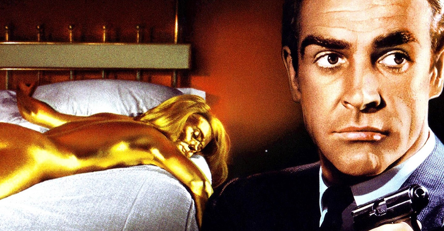 Goldfinger - movie: where to watch stream online