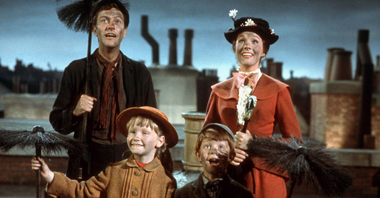Mary Poppins backdrop 1