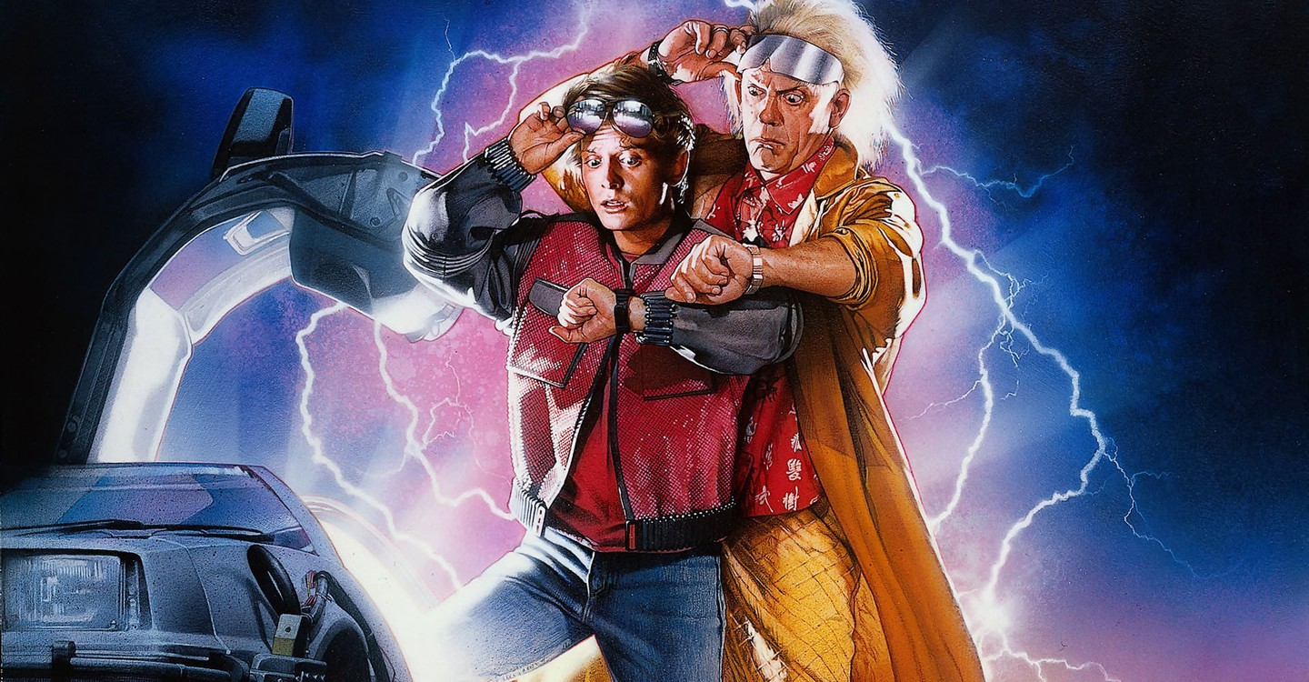 Resultado de imagen para watch back to the future