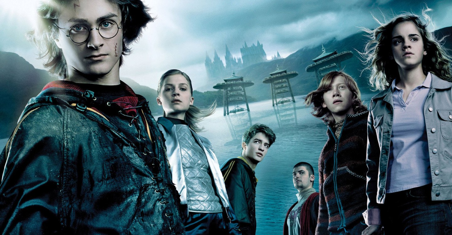 Harry Potter y el Cáliz de Fuego backdrop 1