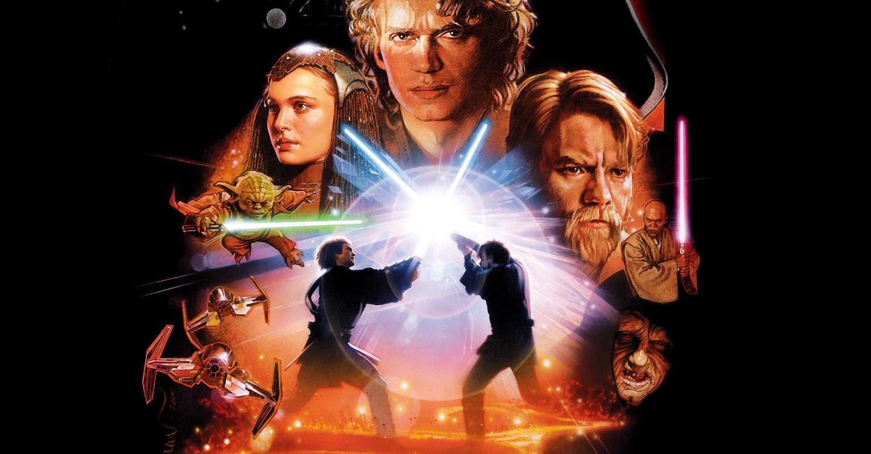 Star Wars: Episode III - Die Rache der Sith backdrop 1